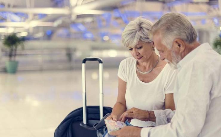 Zľava pre seniorov